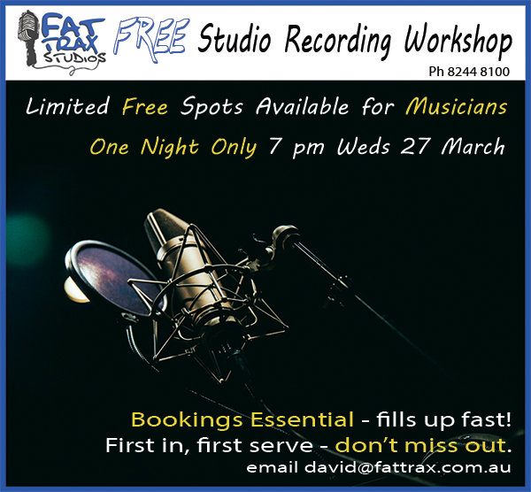 Free Workshop FB Poster