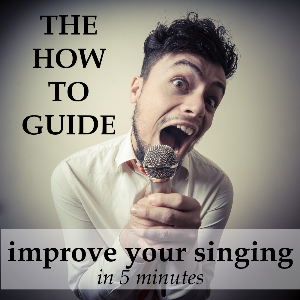 The How to Guide - Singing